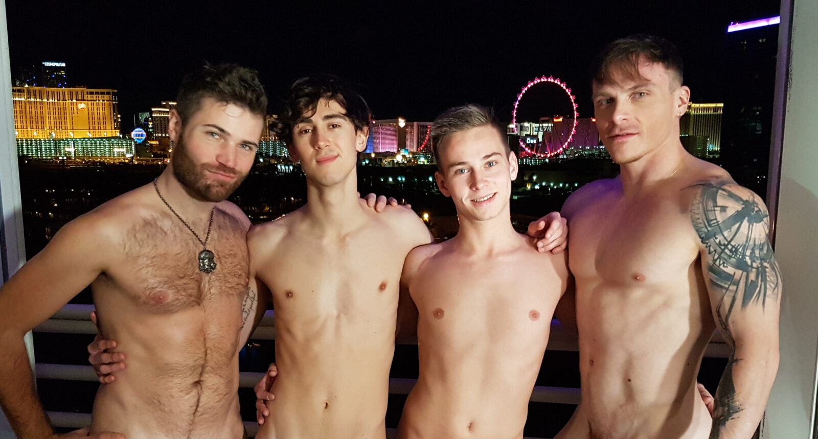 Which French Twinks Model are you?