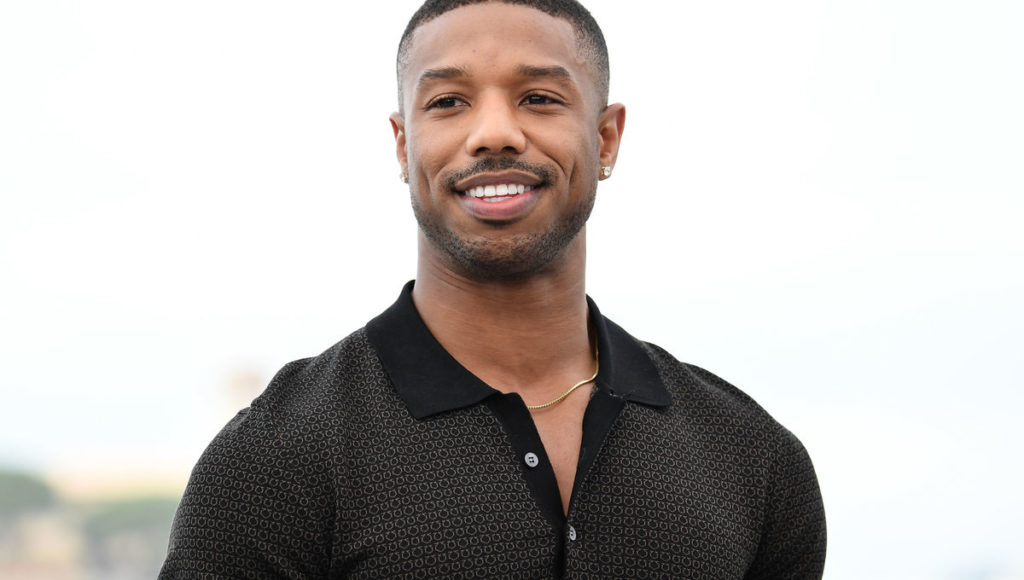 Is Micheal B. Jordan Naked?
