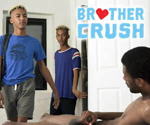 Brother Crush Gay Porn