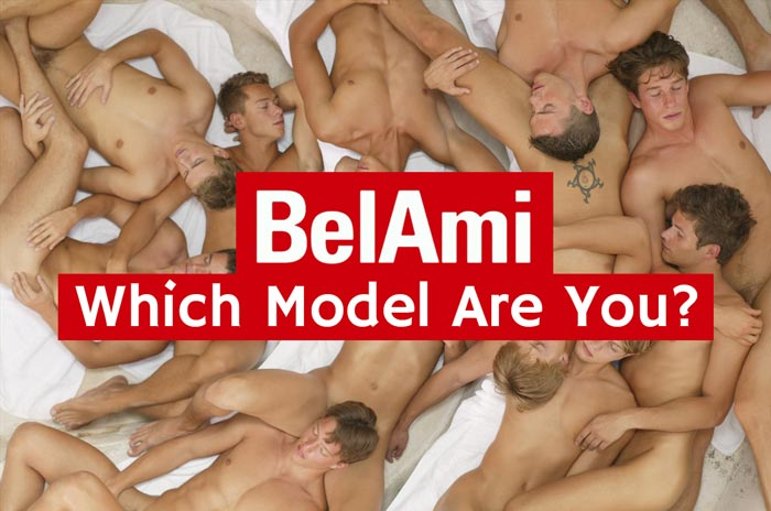 Which BelAmi PornStar are you?